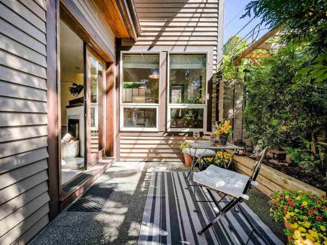 2421 TRAFALGAR STREET - Kitsilano Townhouse for sale, 2 Bedrooms (R2492547) #19