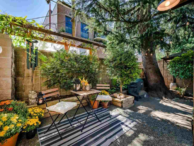 2421 TRAFALGAR STREET - Kitsilano Townhouse for sale, 2 Bedrooms (R2492547) #20