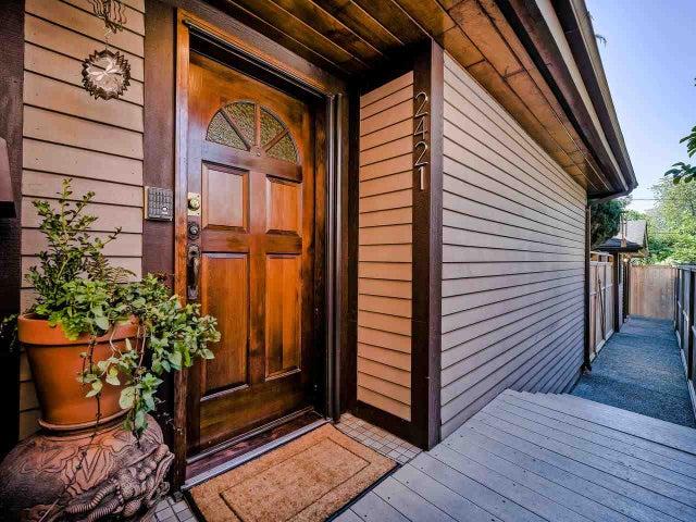 2421 TRAFALGAR STREET - Kitsilano Townhouse for sale, 2 Bedrooms (R2492547) #2