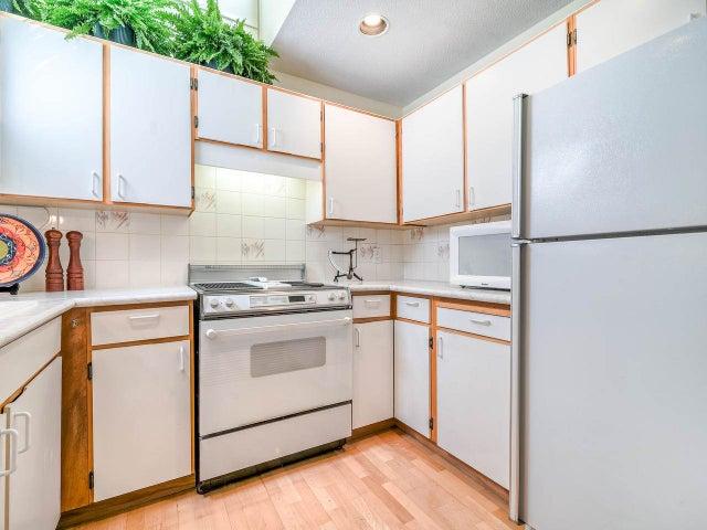 2421 TRAFALGAR STREET - Kitsilano Townhouse for sale, 2 Bedrooms (R2492547) #7