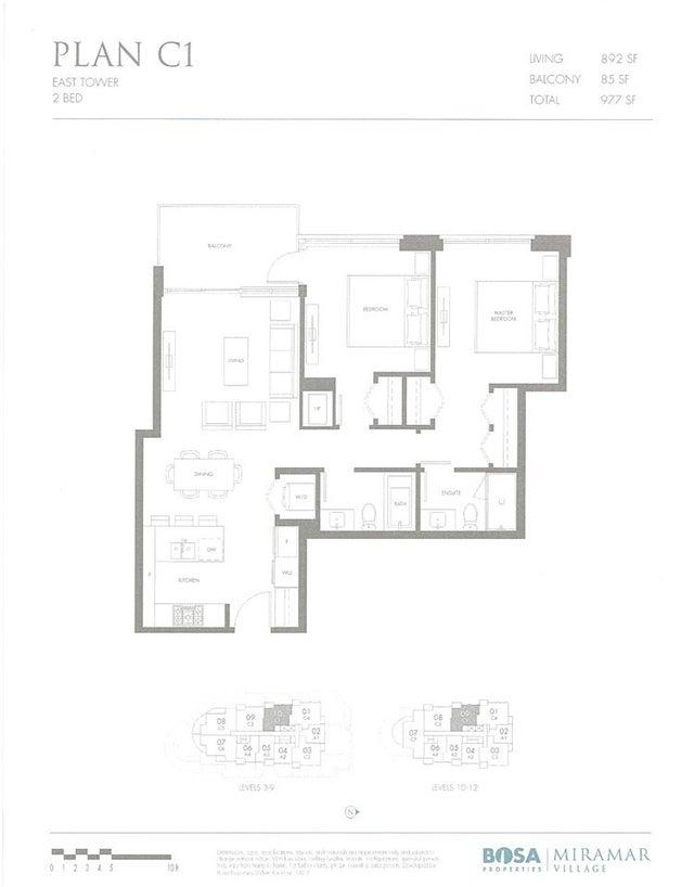 910 1441 JOHNSTON STREET - White Rock Apartment/Condo for sale, 2 Bedrooms (R2494958) #8