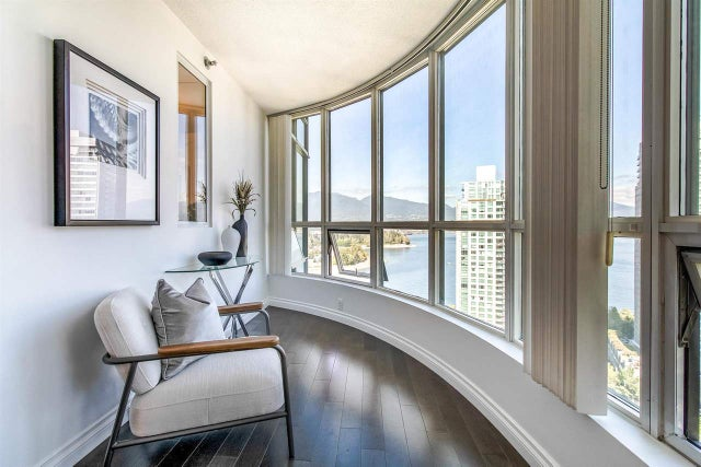 2302 555 JERVIS STREET - Coal Harbour Apartment/Condo for sale, 2 Bedrooms (R2495368) #14