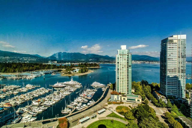 2302 555 JERVIS STREET - Coal Harbour Apartment/Condo for sale, 2 Bedrooms (R2495368) #19