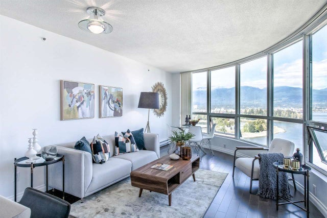 2302 555 JERVIS STREET - Coal Harbour Apartment/Condo for sale, 2 Bedrooms (R2495368) #3