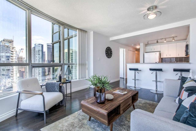 2302 555 JERVIS STREET - Coal Harbour Apartment/Condo for sale, 2 Bedrooms (R2495368) #6