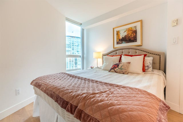 803 555 JERVIS STREET - Coal Harbour Apartment/Condo for sale, 1 Bedroom (R2559431) #11