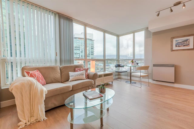 803 555 JERVIS STREET - Coal Harbour Apartment/Condo for sale, 1 Bedroom (R2559431) #5