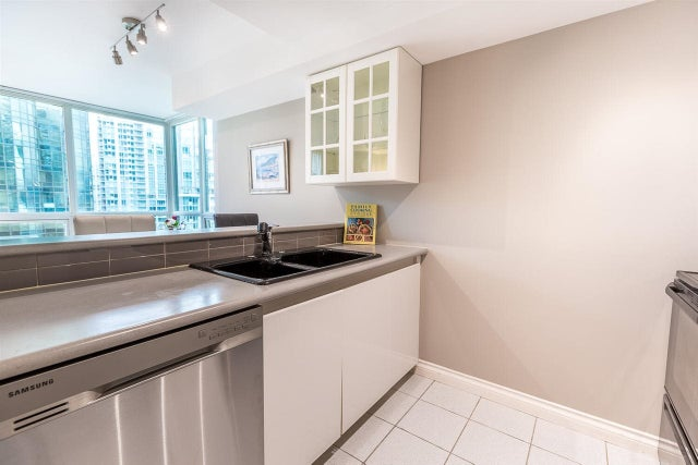 803 555 JERVIS STREET - Coal Harbour Apartment/Condo for sale, 1 Bedroom (R2559431) #8