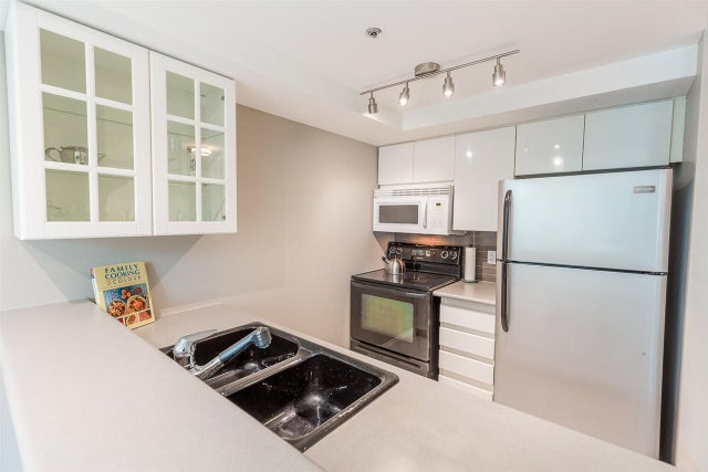 803 555 JERVIS STREET - Coal Harbour Apartment/Condo for sale, 1 Bedroom (R2559431) #9