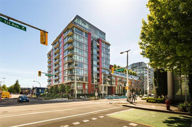904-38 W 1st Avenue Vancouver B.C. V5Y 0K3 - False Creek Apartment/Condo for sale, 1 Bedroom (R2373483) #1