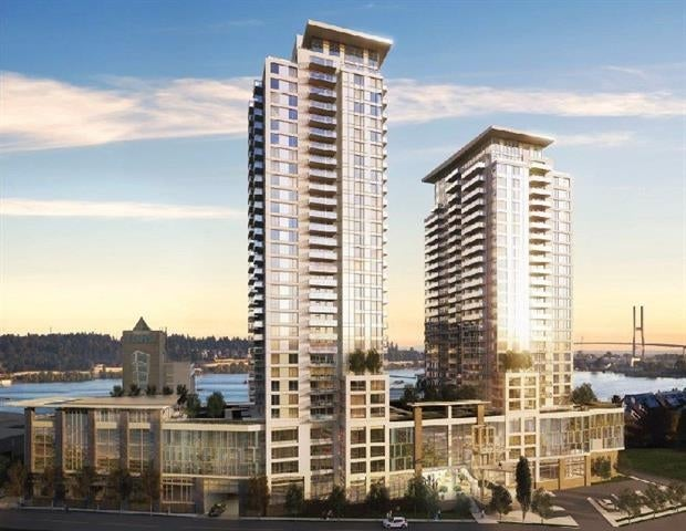 703 - 1000 Quayside Dr New Westminster B.C. - Quay Apartment/Condo for sale, 2 Bedrooms  #1