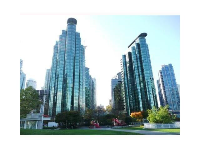 1805 555 JERVIS STREET,Vancouver West V6E 4N1 - Coal Harbour Apartment/Condo for sale, 1 Bedroom (V1125515) #1