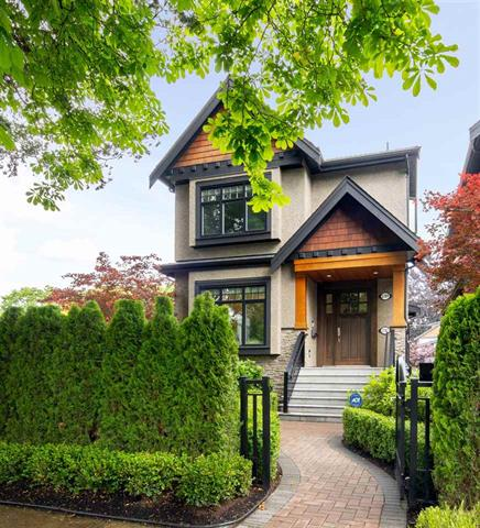 2789 W 14TH Ave Vancouver BC V6K 2X1 - Kitsilano House/Single Family for sale, 5 Bedrooms (R2464152) #1