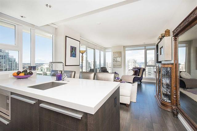 2309-1351 Continental St. Vancouver B.C. V6Z 0C6 - Downtown VW Apartment/Condo for sale, 2 Bedrooms (R2280416) #5