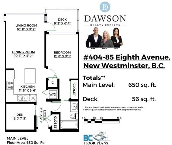 404 85 Eighth Avenue New Westminster V3L 0E9 - GlenBrooke North Apartment/Condo for sale, 1 Bedroom (R2124055) #16