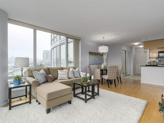 605-1033 Marinaside Crescent Vancouver B.C. V6Z 3A3 - Yaletown Apartment/Condo for sale, 2 Bedrooms (R2213269) #4