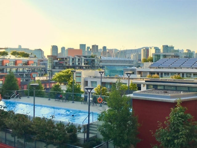 904-38 W 1st Avenue Vancouver B.C. V5Y 0K3 - False Creek Apartment/Condo for sale, 1 Bedroom (R2373483) #2