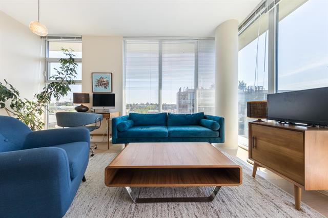 904-38 W 1st Avenue Vancouver B.C. V5Y 0K3 - False Creek Apartment/Condo for sale, 1 Bedroom (R2373483) #5
