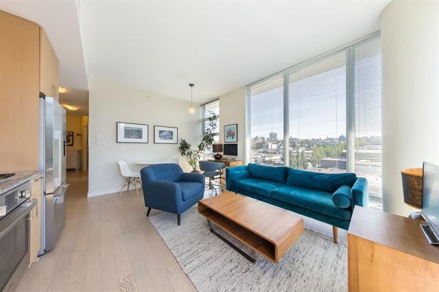 904-38 W 1st Avenue Vancouver B.C. V5Y 0K3 - False Creek Apartment/Condo for sale, 1 Bedroom (R2373483) #4