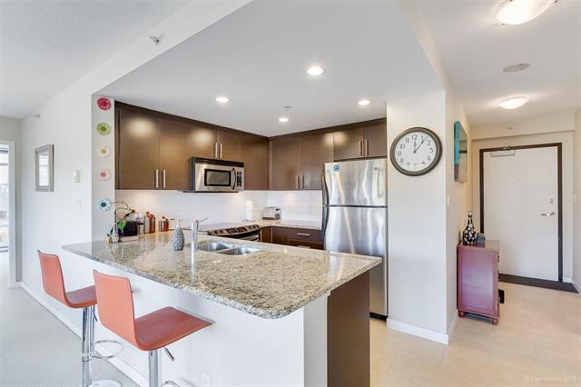506-555 Delestre Ave Coquitlam B.C. V3K 0A9 - Coquitlam West Apartment/Condo for sale, 2 Bedrooms (R2345898) #2