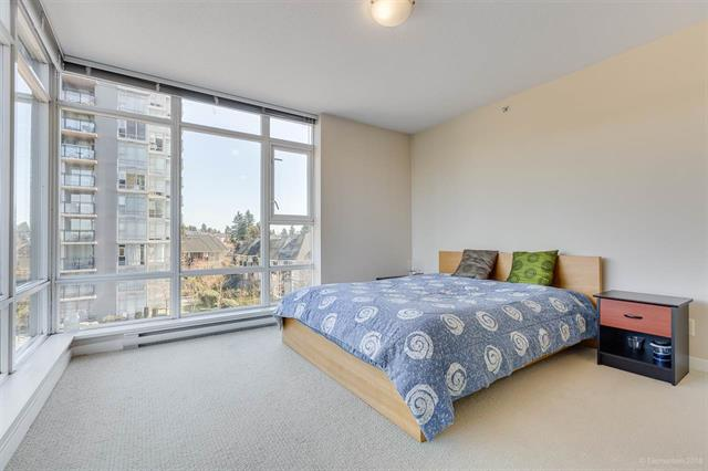 506-555 Delestre Ave Coquitlam B.C. V3K 0A9 - Coquitlam West Apartment/Condo for sale, 2 Bedrooms (R2345898) #4