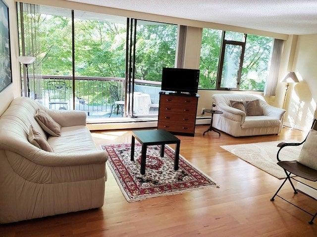 205-2445 West 3rd Avenue Vancouver B.C. V6K 4K6 - Kitsilano Apartment/Condo for sale, 1 Bedroom (R2420207) #2