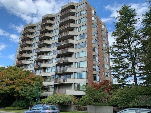 205-2445 West 3rd Avenue Vancouver B.C. V6K 4K6 - Kitsilano Apartment/Condo for sale, 1 Bedroom (R2420207) #1