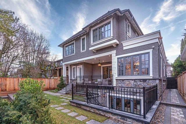 4519 W 12th Avenue Vancouver B.C. V6R 2R4 - Point Grey House/Single Family for sale, 5 Bedrooms (R2472647) #2
