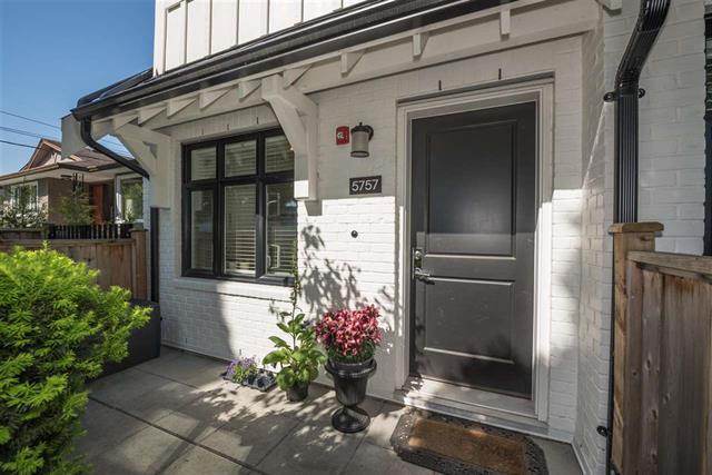 5757 St George Street Vancouver B.C. V5W 2Y4 - Fraser VE Townhouse for sale, 3 Bedrooms (R2172060) #12