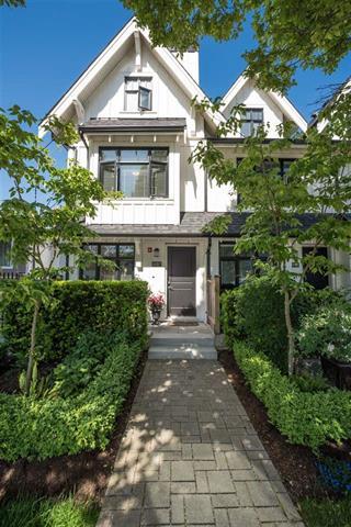 5757 St George Street Vancouver B.C. V5W 2Y4 - Fraser VE Townhouse for sale, 3 Bedrooms (R2172060) #1