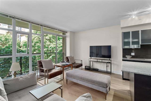 309-988 Richards Street Vancouver BC V6B 8R2 - Yaletown Apartment/Condo for sale, 1 Bedroom (r2525625) #2