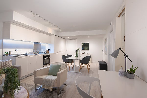 1701-1133 Hornby Street Vancouver B.C. V6Z 1W1 - Downtown VW Apartment/Condo for sale, 1 Bedroom (R2362597) #3