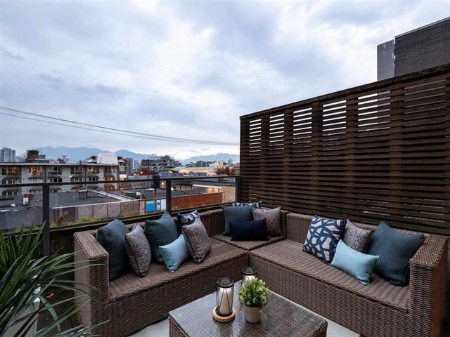206-522 W 8th Avenue Vancouver B.C. V5Z 0A9 - Fairview VW Apartment/Condo for sale, 1 Bedroom (R2327794) #3