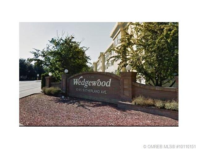 218 - 1045 Sutherland Avenue  - Kelowna Apartment for sale, 2 Bedrooms (10110151) #1