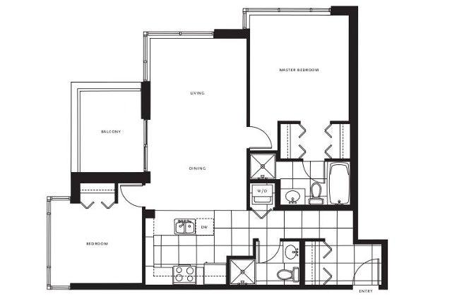 2001 2980 Atlantic Avenue - North Coquitlam Apartment/Condo for sale, 2 Bedrooms (V919744)