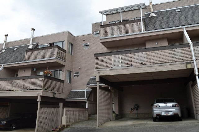 141 2721 Atlin Place - Coquitlam East Townhouse for sale, 3 Bedrooms (V958061)