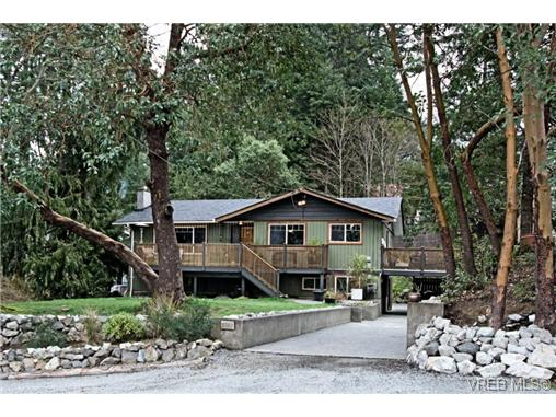 2745 Wallbank Rd - ML Shawnigan Single Family Detached for sale, 4 Bedrooms (361601) #1