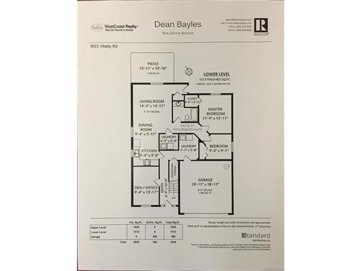 3623 Vitality Rd - La Langford Proper Single Family Detached for sale, 5 Bedrooms (372291) #16