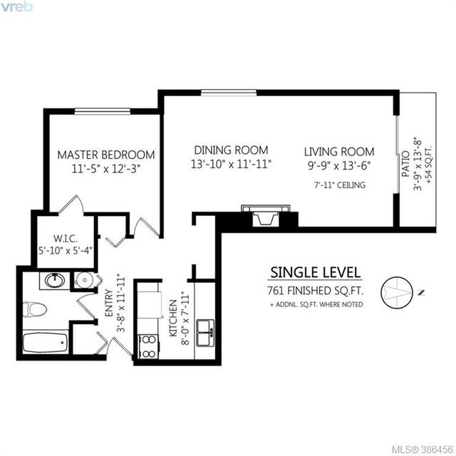 103 2427 Amherst Ave - Si Sidney North-East Condo Apartment for sale, 1 Bedroom (386456) #15