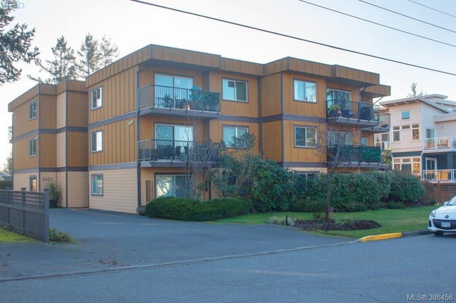 103 2427 Amherst Ave - Si Sidney North-East Condo Apartment for sale, 1 Bedroom (386456) #1