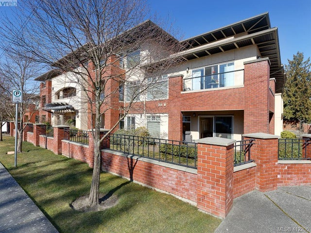 105 2380 Brethour Ave - Si Sidney North-East Condo Apartment for sale, 2 Bedrooms (412206) #1