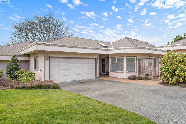 54 4318 Emily Carr Dr - SE Broadmead Row/Townhouse for sale, 2 Bedrooms (423506) #1
