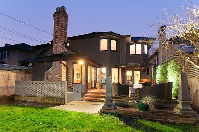 6535 Maple Street - Kerrisdale House/Single Family for sale, 4 Bedrooms (V999755)