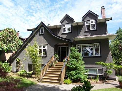 5612 Elm Street - Kerrisdale House/Single Family for sale, 4 Bedrooms (V801074)