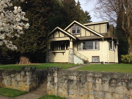 5590 Blenheim Street - Kerrisdale House/Single Family for sale, 4 Bedrooms (V1058219)