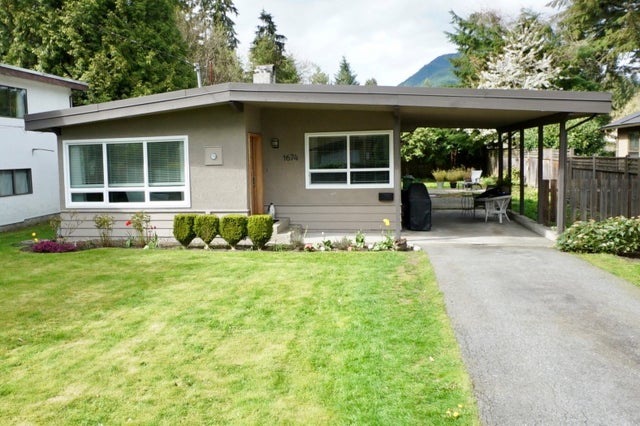1674 ROSS ROAD - Lynn Valley House/Single Family for sale, 3 Bedrooms (R2161279)
