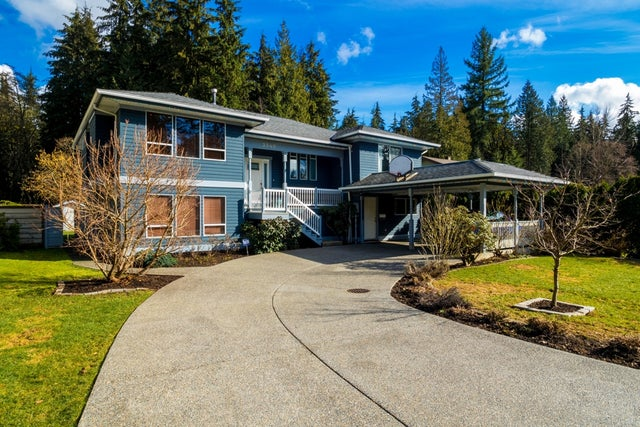 3540 ROBINSON ROAD - Lynn Valley House/Single Family for sale, 4 Bedrooms (R2143611)