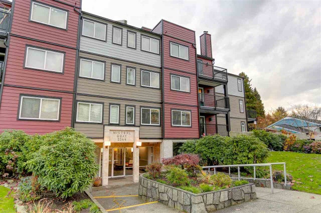 103 2344 ATKINS AVENUE - Central Pt Coquitlam Apartment/Condo for sale, 2 Bedrooms (R2122560)