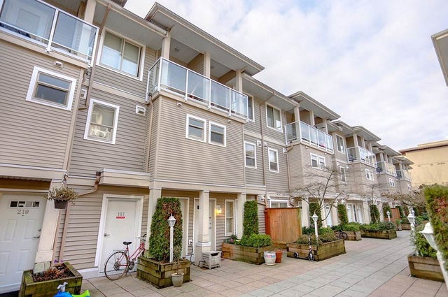 207 2432 WELCHER AVENUE - Central Pt Coquitlam Apartment/Condo for sale, 2 Bedrooms (R2144846)