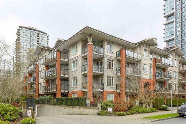 303 200 CAPILANO ROAD - Port Moody Centre Apartment/Condo for sale, 2 Bedrooms (R2157237)